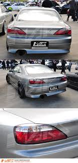 S15 Led Lights Details About Jdm Clear Red Non Led Tail Lights For Nissan Silvia 200sx S15 Sr20det Taillight