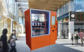 Credit Card Vending Machines Safe Magnificent China Safety Camera Installed Beverage Vending Machine With Coin