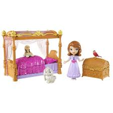 disney sofia the first sofia and royal bed