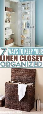 linen closet organizing tips that ll keep your small linen closet organized organizing ideas