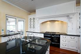Granite Kitchen Benchtops Kitchen Elegant Designer Online Island Featuring Undermount Sinks