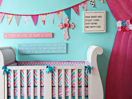nursery decor pennant banner