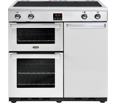 Professional Electric Ranges For The Home Buy Belling Gourmet 90ei Professional Electric Induction Range