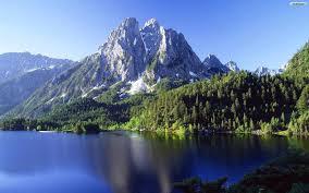 Beautiful Mountain Wallpaper Hd