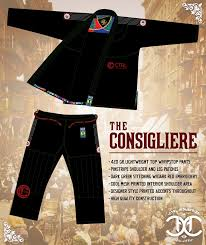 The Consigliere By Ctrl Industries Usd169 99 Karate Gi