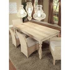 white washed dining room furniture. White Wash Dining Room Table Chair Beautiful Washed Furniture E