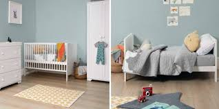 Rye Compact Cotbed 3 Piece Wooden Nursery Furniture Set £299 (was £449) @  Mamas \u0026 Papas