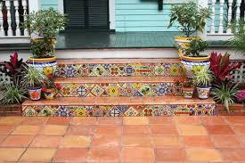 patio steps concrete steps outdoor tiles