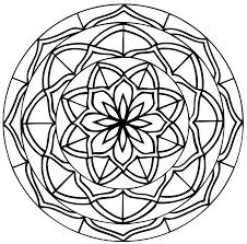 Mandalas Pour Enfants 87 Mandalas Coloriages Imprimer