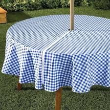 umbrella tablecloth umbrella tablecloth round umbrella vinyl tablecloth with zipper with patio tablecloth with zipper