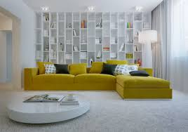 Simple Living Room Furniture Awesome Simple Living Room Ideas Recommending L Shaped Yellow