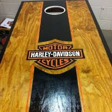 Wooden Corn Hole Game 100 best Corn hole boards images on Pinterest Cornhole game sets 55