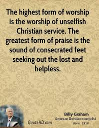 Christian Service Quotes Best Of Billy Graham Quotes QuoteHD