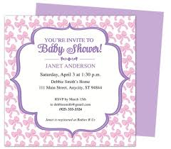 Rsvp Template Online Email Baby Shower Invitations Template Resume Builder Baby