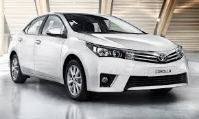 Rent Toyota Corolla Dubai, UAE