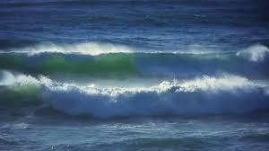 Big Ocean Waves Free Stock Footage Youtube