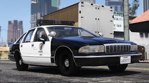 1994 Chevrolet Caprice 9C1 - LAPD - GTA V Galleries - LCPDFR.com