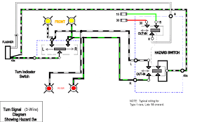 wiring diagram of 550 flasher hazard switch and turn indicator wiring diagram of 550 flasher hazard switch and turn indicator switch or flasher