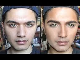 make mens makeup i would not suggest any straight men try it makeup straight man makeup