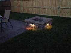 stamped concrete patio with square fire pit. Concrete Patio With Square Fire Pit. Seamless Slate Stamped  Sidewalkby: Trusthomeandearth.com Pit