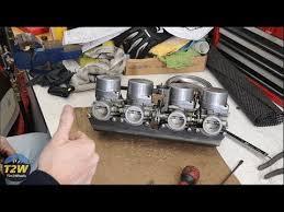 1979 honda cb750k carburetor repair and