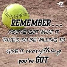 pics of softball sayings photos inspirational softball sayings life love quotes