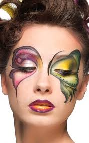 23 47 face painting