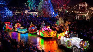 Christmas Lights Branson Mo Branson At Christmas Theme Parks Shows Light Up With