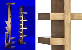 Tom Dixon Coat Rack Mass Book Stand Brass hivemodern 56