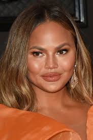 chrissy teigen before and after from