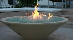 fireplace glass rocks diy las vegas installation