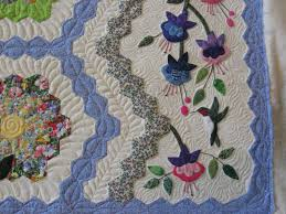 garden quilt. Garden Quilt