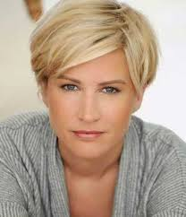 Hairstyle Women Short 30 best short haircuts for women over 40 short hairstyles 2016 7228 by stevesalt.us