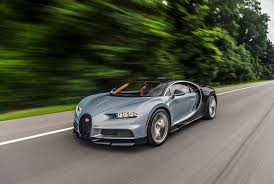 First Drive: 2018 Bugatti Chiron, The World-Bending King Of Cars  W