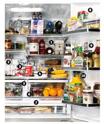 refrigerator drawers. how to organize your refrigerator drawers and shelves