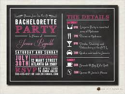 chalk board invitation template