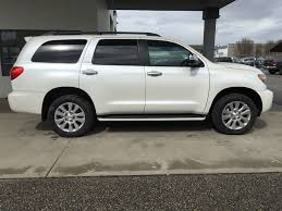 New 2017 Toyota Sequoia Platinum 5.7 4 Door Sport Utility in ...