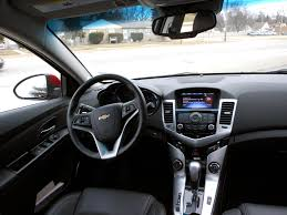 Review: 2012 Chevrolet Cruze LTZ - Reviews - Cheers and Gears