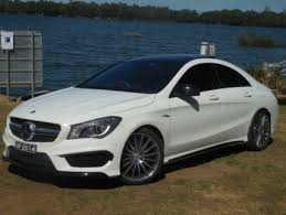 mercedes benz cla 2014 white. 2014 mercedesbenz cla 45 amg white automatic 4dr coupe mercedes benz cla