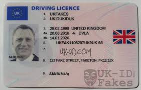 Ids com – driving fake Ukfakeidreview Fake front Uk id licence full