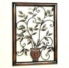 metal wall art decor metal art wall decor metal art wall hangings metal flower wall