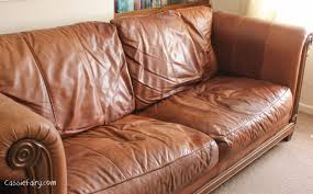 Leather Sofa Makeover Ideas To Spruce Up Your Old Sofa