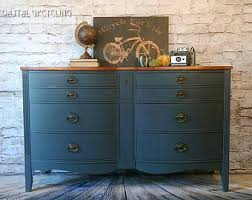 retro 70s furniture. gray dresser painted furniture bedroom vintage nursery retro 70s n