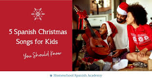 Audio cd $9.39 $ 9. 5 Spanish Christmas Songs For Kids You Should Know