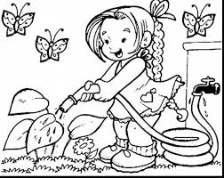 remarkable kids spring coloring pages with spring coloring pages ...