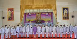 พิธีลงนามถวายพระพรชัยมงคลสมเด็จพระนางเจ้าฯ พระบรมราชินี เนื่องในโอกาส วันเฉลิมพระชนมพรรษา 3 มิถุนายน 2563 - องค์การบริหารส่วนตำบลโพนทอง