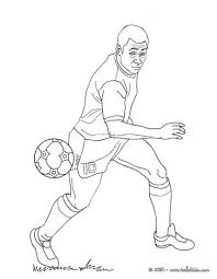 Small Picture Pel playing soccer coloring page LEARN Diverse Coloring Pages