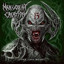 <b>MALEVOLENT CREATION</b> | The 13th beast - Nuclear Blast