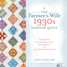verykerryberry: Farmers Wife 1930s by Laurie Aaron Hird : Book Review & I liked the original Farmer's Wife book but I love this version. Each  traditional block has been renamed as either a woman's name or a noun that  relates to ... Adamdwight.com
