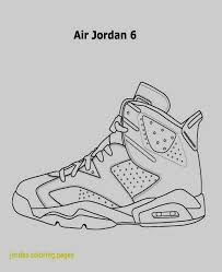 Michael Jordan Coloring Page Air Jordan Coloring Pages Kantame